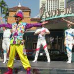 20周年のUSJとNijiUがコラボした新曲「FESTA」に乗って全力ダンスで祝おう!クロエさんとデクランさんのNO LIMIT TIME~POPのウルトラ・スペシャルバージョン~2021.4.19。