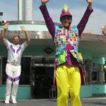 20周年のUSJとNijiUがコラボした新曲「FESTA」に乗って全力ダンスで祝おう!ジェマさんとリジーさんのNO LIMIT TIME~POPのウルトラ・スペシャルバージョン~2021.4.22