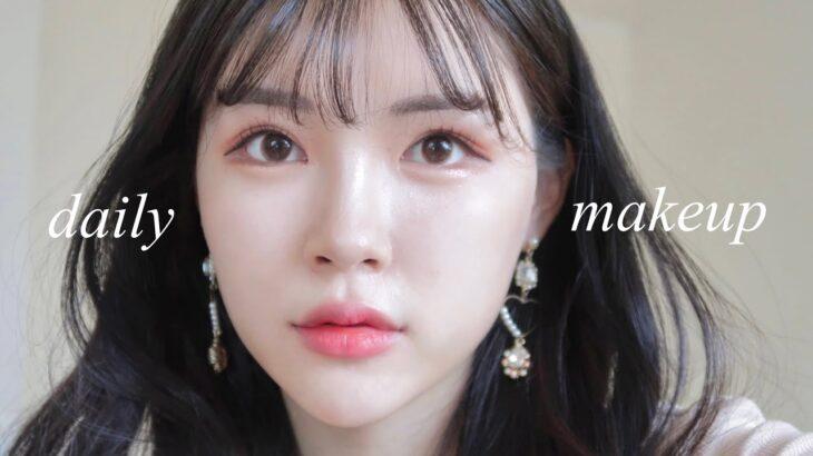 【毎日メイク】韓国人っぽい顔になるためのメイクのポイント解説!!韓国メイク💄