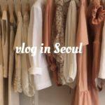 〚vlog/eng〛韓国旅行vol.2 とにかく安い高速ターミナル・カロスキルでお買い物/ソウルのロッテマート Korean Trip