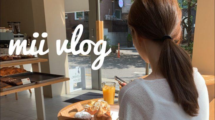 [vlog]# 6 韓国旅行3泊4日で行ってきましたPart1 弘大/韓国ファッション/韓国グルメ/カフェ