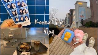 【 Vlog 】3泊4日の韓国旅行【ソウル】