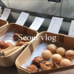 【vlog】韓国旅行 ソウル 2泊3日