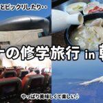 【オトナの修学旅行inソウル1】JALに乗って韓国へ  / 電車でビックリ! / やっぱり美容に良い料理♪ Seoul Korea Vlog1 / March Travel まーちトラベルの旅動画