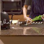 1週間夜ごはん献立/中華料理と韓国料理縛り/月曜から金曜まで/夫婦二人暮らし/丁寧な暮らしに憧れる主婦/料理vlog