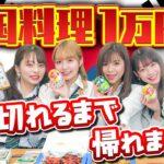 【韓国料理】1万円分食べきるまで女子会終われません