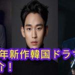 2021年新作韓国ドラマ一挙紹介!ソン・ジュンギ、キム・スヒョン、ソ・イングク