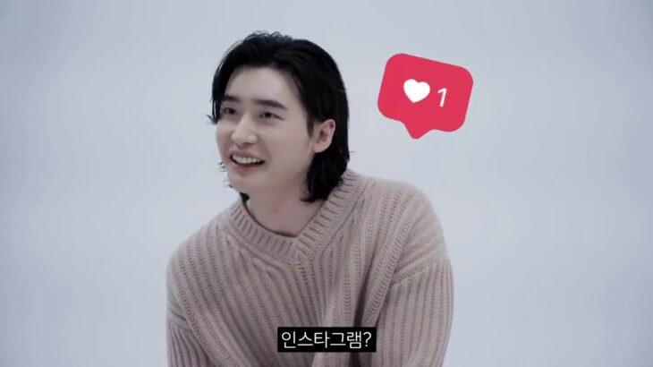 エスカイヤ イジョンソク インタビュー  Leejongsuk