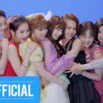 NiziU 『Step and a step』 MV Making Movie