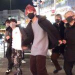 韓国メイクの男子にBTSのDynamiteいきなり流したら踊るのか?in新大久保