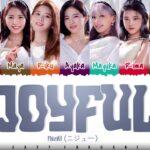NiziU – 'JOYFUL' Lyrics [Color Coded_Kan_Rom_Eng]