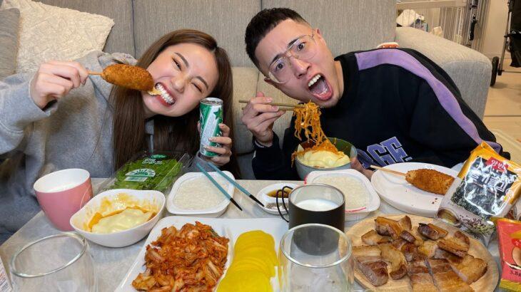 兄妹で韓国料理食ってアニョハセヨ超えてチュセヨ〜