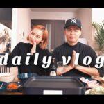 【1日密着】韓国料理に魅了されたカップルのVlog
