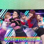 NiziU 「Make you happy」 Best Shot Version.