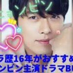 ヒョンビン主演 おすすめドラマベスト3