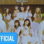 NiziU 2nd Single『Poppin' Shakin'』 Dance Performance Video