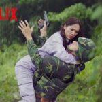 名シーン – ソン・イェジンとヒョンビンの初対面   愛の不時着   Netflix Japan