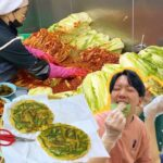 【韓国料理】日本でこれは最高!朝の市場の味が本場そのもの!茹でたてポッサムに漬けたてキムチがおいしすぎてチンチャ感動します。【モッパン】三河島 丸萬商店