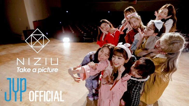 NiziU 2nd Single『Take a picture』 Performance Video (Pajama ver.)