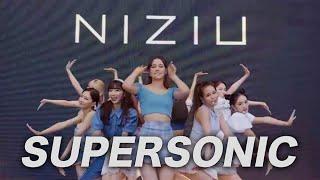 【NiziU】SUPERSONIC 2021 祝!初観客LIVE