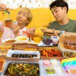 韓国料理1万円分食べきるまで帰れません!!【渡韓ごっこ】