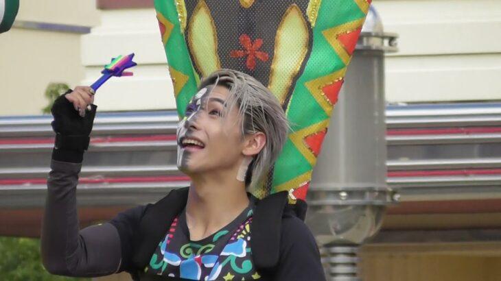 Nijiu FESTA NO LIMIT! タイム ~ハロウィーン・フェスタ~ 1回目USJ 2021年10月18日