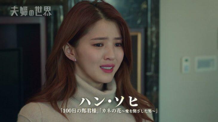【PV】アジアドラマ『夫婦の世界』 (TSUTAYA DISCAS)